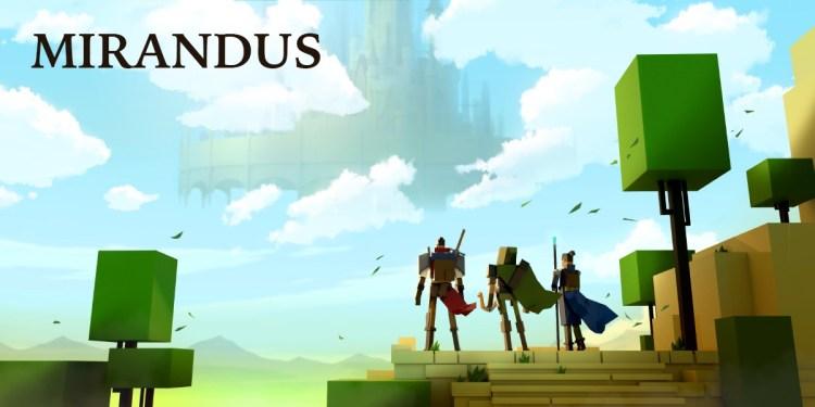 Gala Games is making the blockchain game Mirandus.