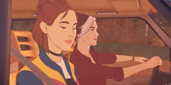 Annapurna Interactive and Fullbright announce Open Roads, a mother-daughter road trip game