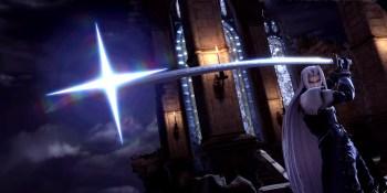Sephiroth joins Super Smash Bros. Ultimate