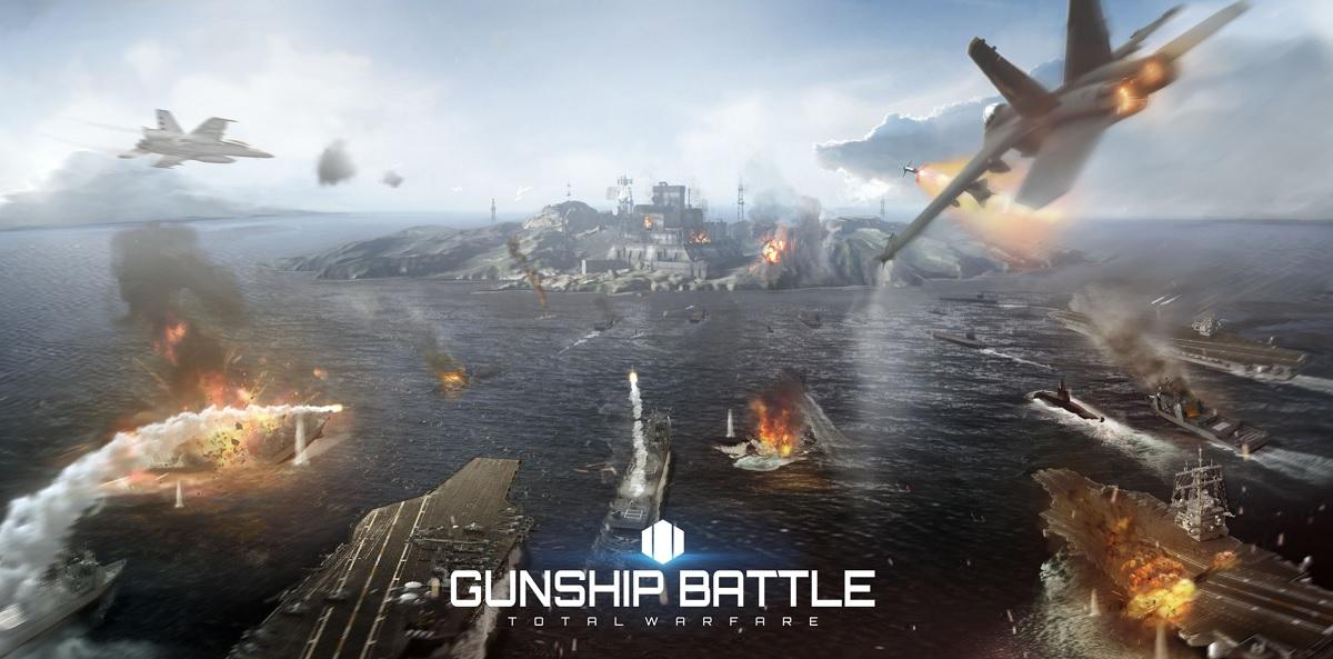 Gunship Battle: Total Warfare is expanding into the West.