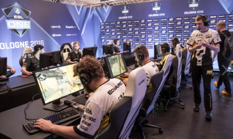 Na'vi is an esports team based in Kyiv, Ukraine.