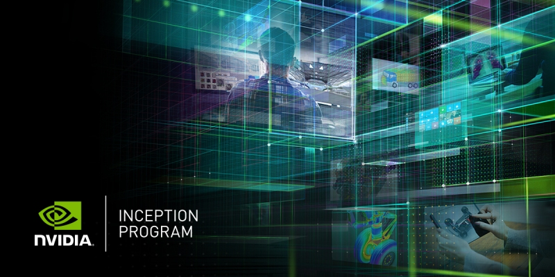 Nvidia's Inception program tracks AI startups.
