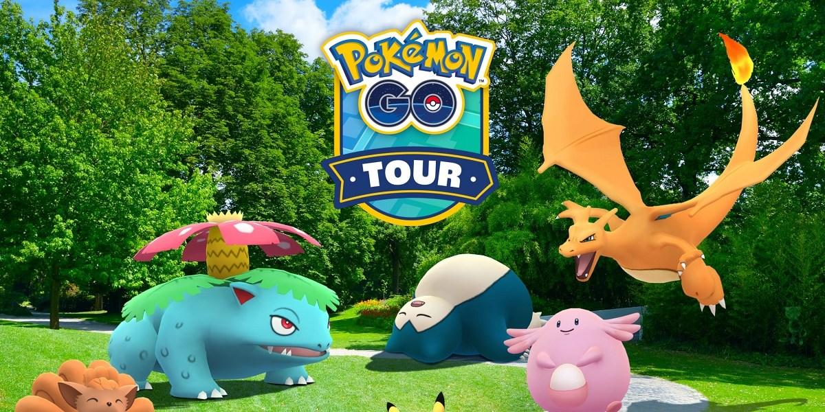 The next Pokemon Go Tour takes place on February 20.