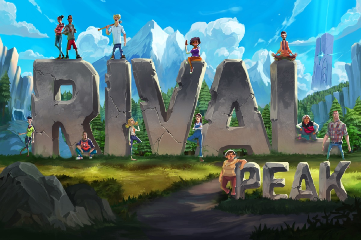 Rival Peak aims to be a massive game-like...