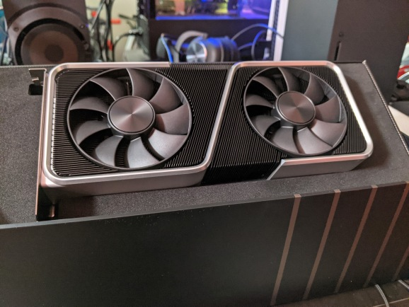 Nvidia's RTX 3060 Ti is excellent.