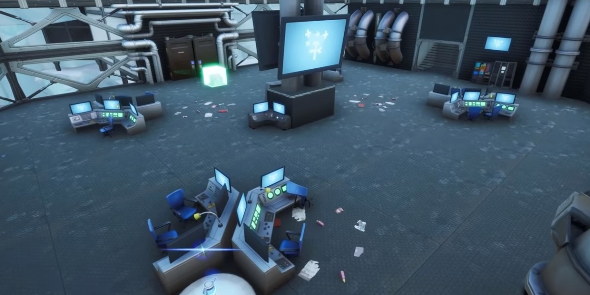 Fortnite's version of Among Us is called Spy Within.
