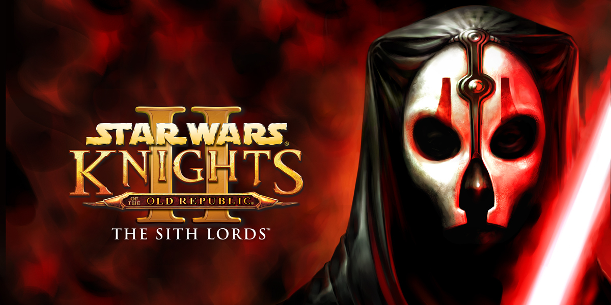 Stars Wars: Knights of the Old Republic II -- Sith Lords.