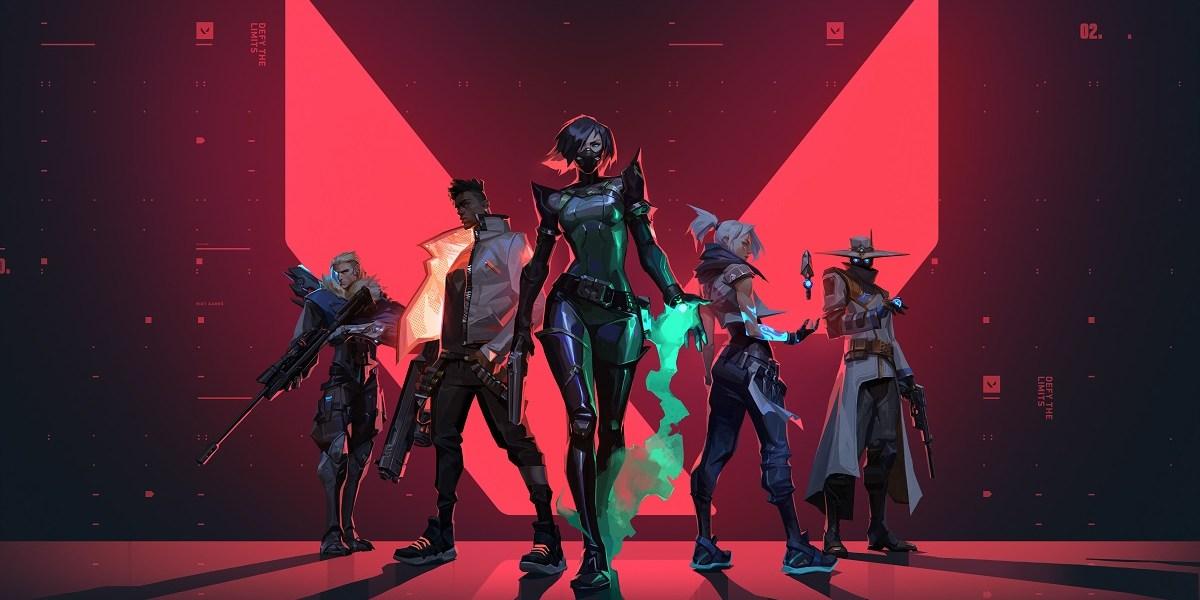Valorant is Riot Games' new big esport.