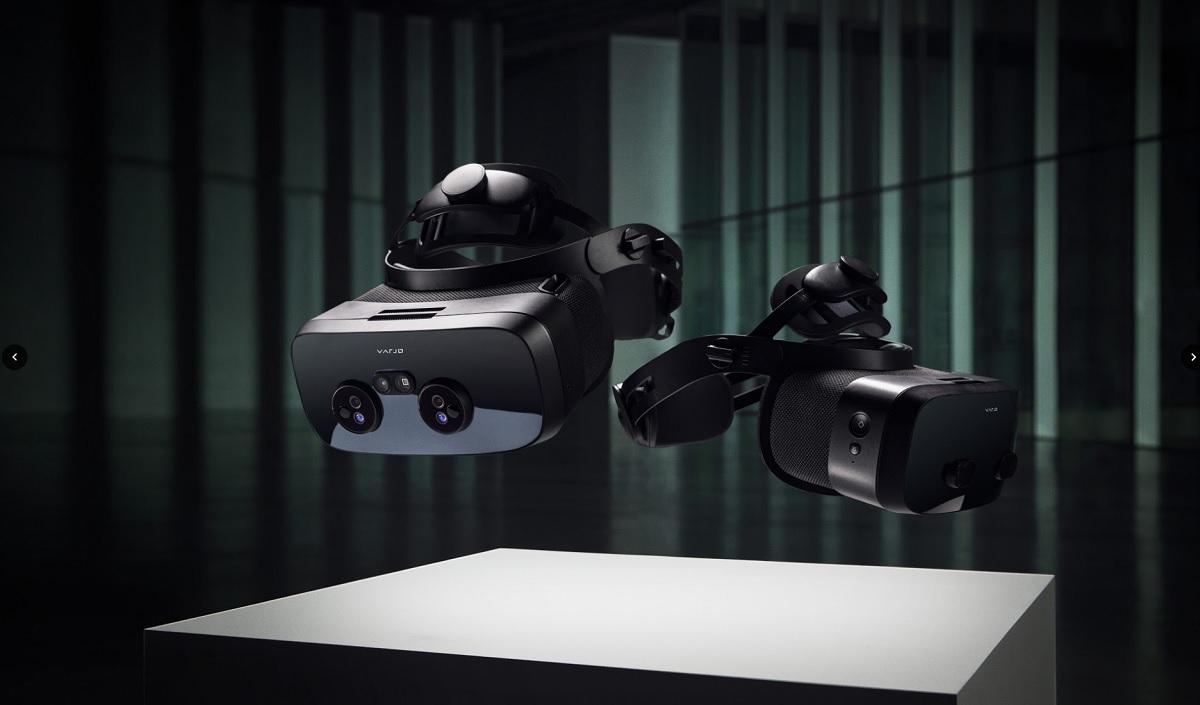 venturebeat.com - Dean Takahashi - Varjo launches new generation of human-eye resolution VR headsets