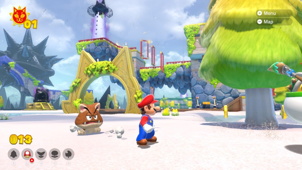 Super Mario 3D World + Bowser's Fury review — 3D platforming bliss 2021011518215600 4E551BEEBAD303591E38565E64373519