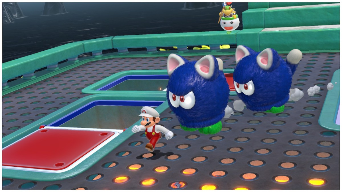 Bowser's Fury is a meaty 3D Mario adventure - venture beat