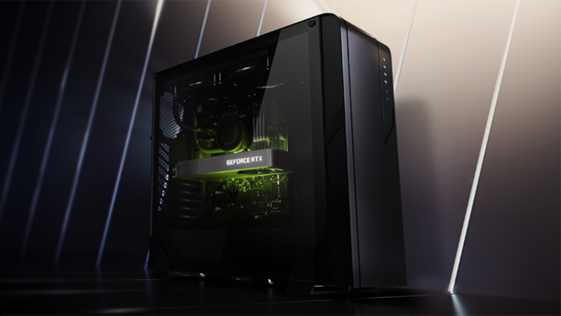 The Nvidia GeForce RTX 3060.   Gaming, datacenters boost Nvidia's Q4 revenues to $5 billion EMBARGOED GeForce RTX 3060