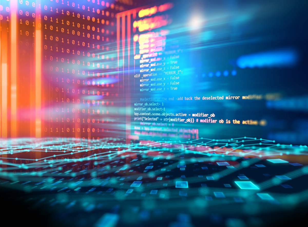 Data security depends on a secure software-development supply chain