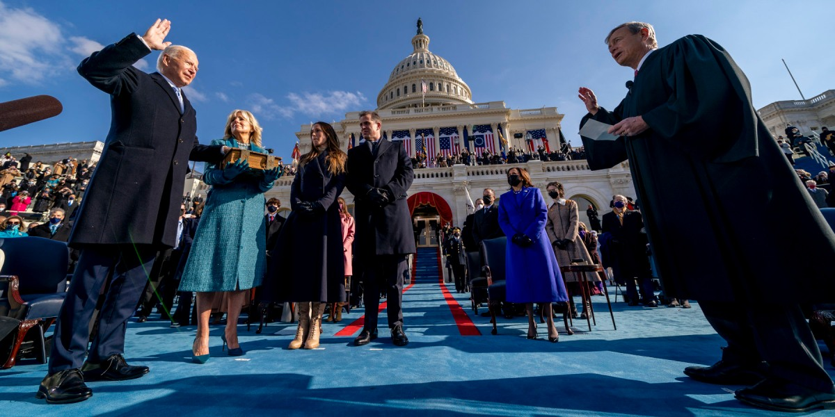 photo of AI Weekly: The Biden administration, algorithmic bias, and restoring the soul of America image