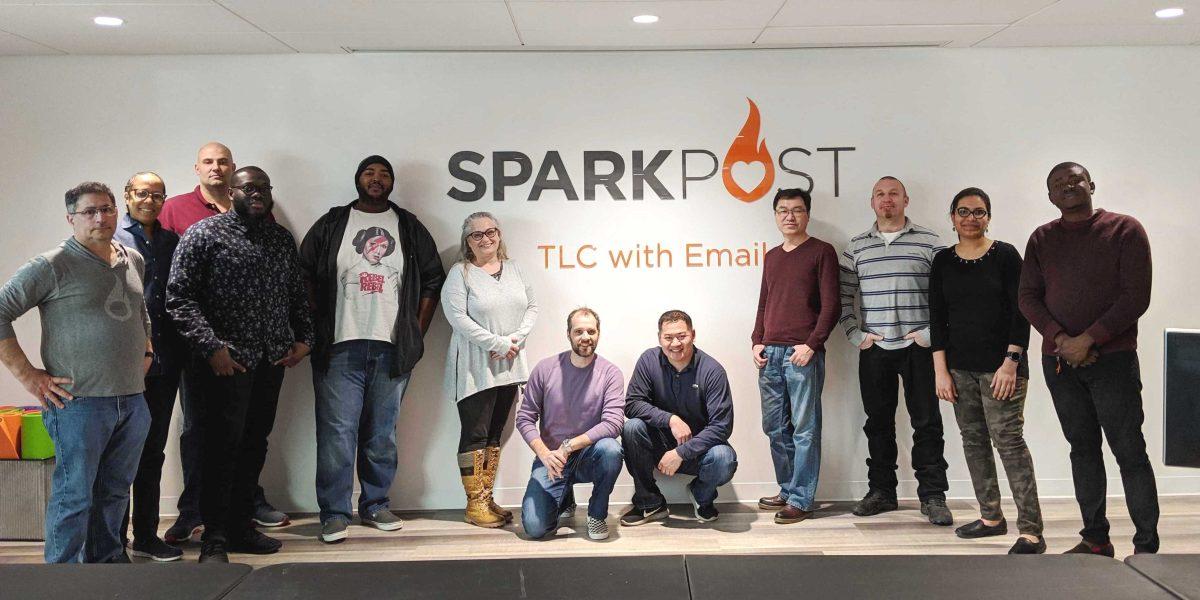 SparkPost team