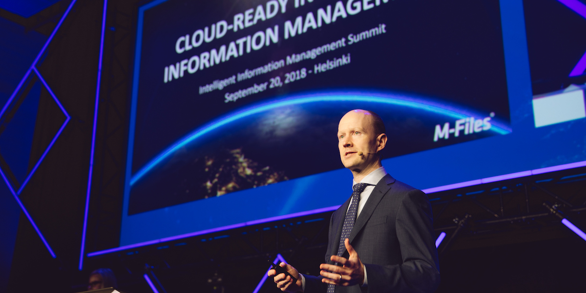 photo of The AI arms race comes to enterprise content management image
