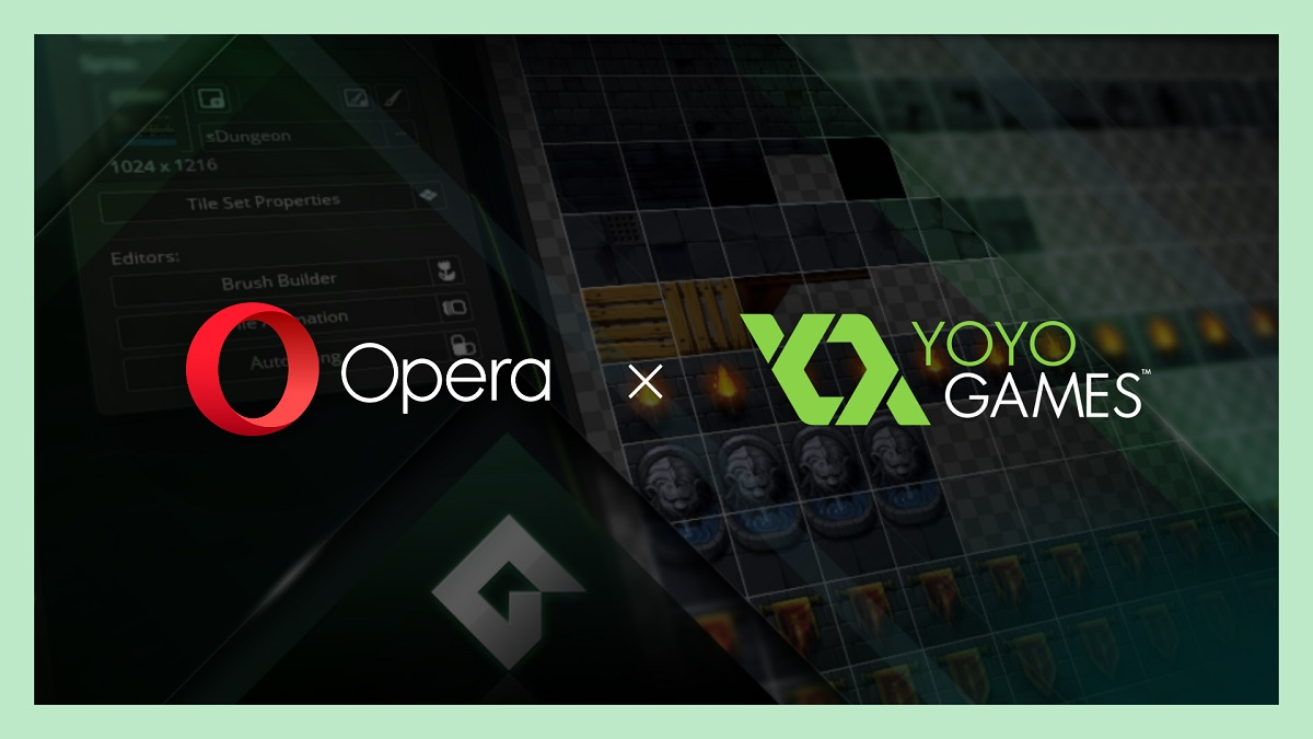 Klik pro zvětšení (Opera koupila tvůrce enginu GameMaker)