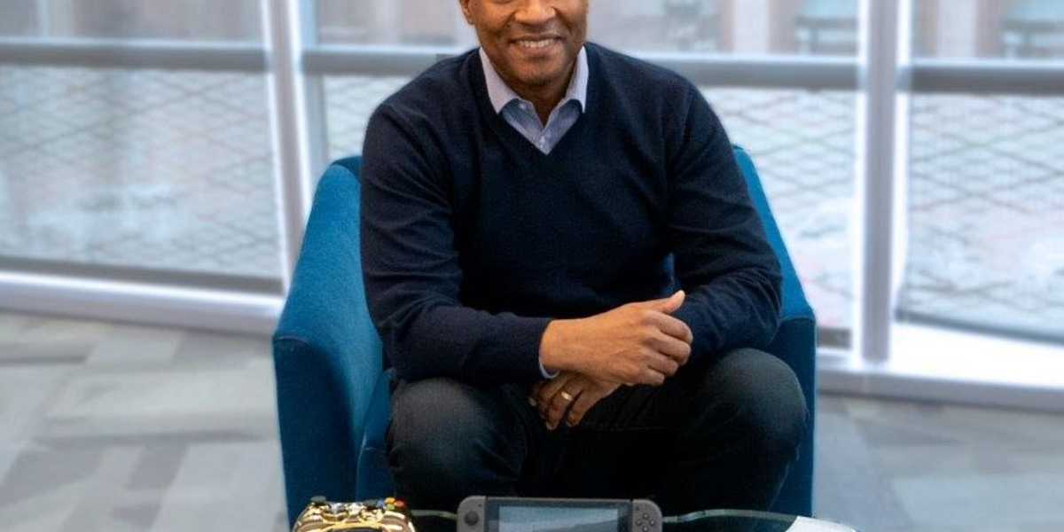Stanley Pierre-Louis is CEO of the Entertainment Software Association.