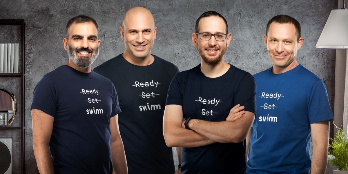 Swimm founders