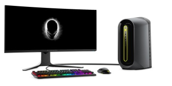 Alienware launches Aurora Ryzen desktop and Nvidia-based 30 Series laptops