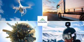 Ambarella unveils 8K AI vision processor for car, drone, and robot cameras