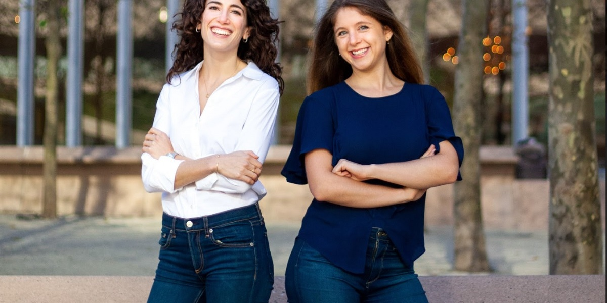 Avid Ventures founders Addie Lerner (left) and Tali Vogelstein.