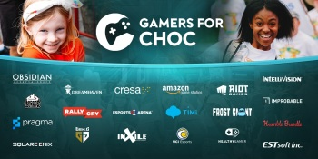 Video game companies band together to help a children's hospital