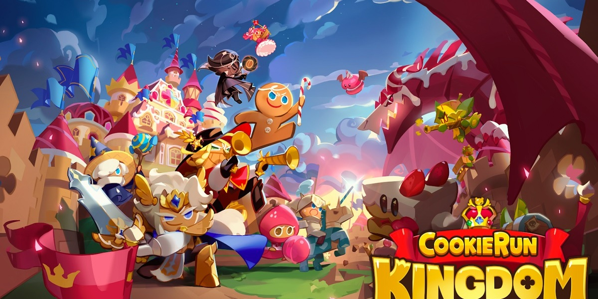 Cookie Run: Kingdom by Devsisters.