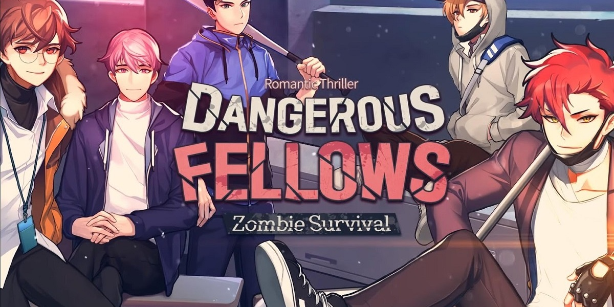Dangerous Fellows is a dating simulator game.