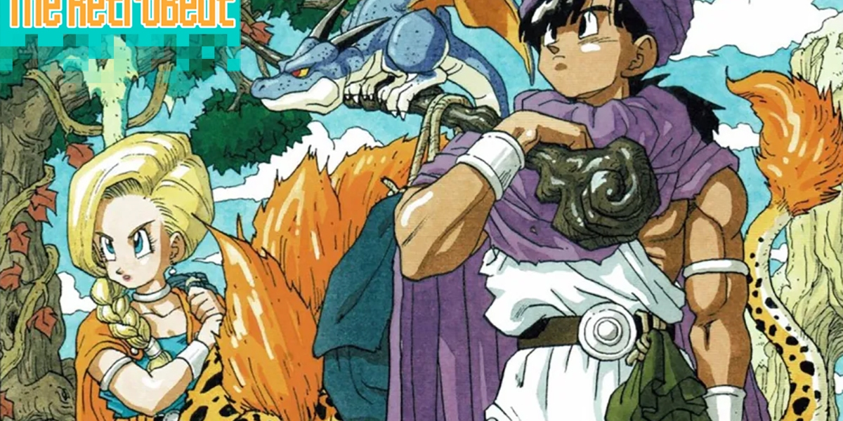 Dragon Quest V.