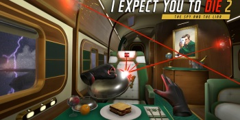 Schell Games unveils I Expect You To Die 2: The Spy and the Liar
