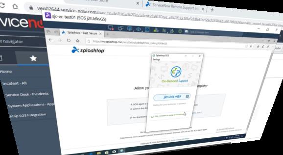 Splashtop's remote access platform