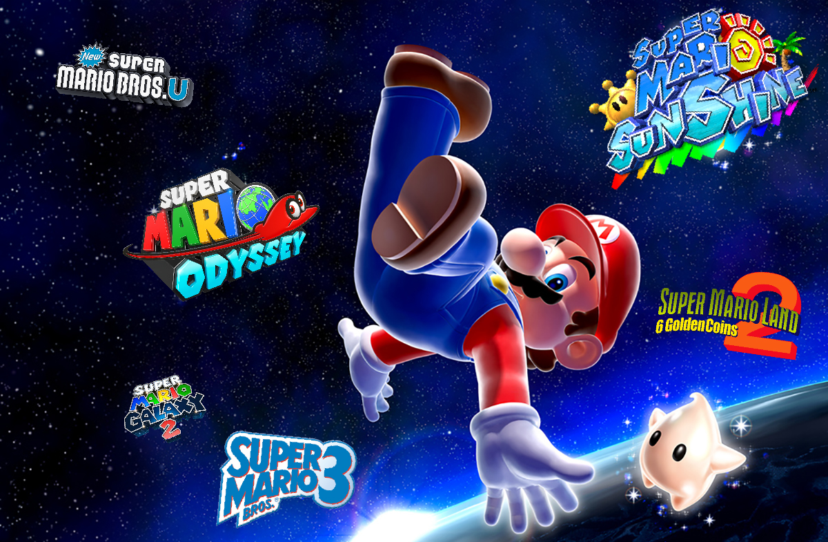 GamesBeat Decides: The best (and worst) 'core' Mario games