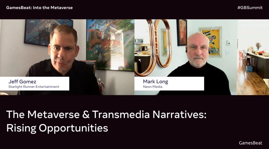 The Metaverse and Transmedia Narratives.