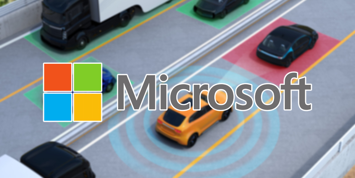 photo of Why Microsoft's self-driving car strategy will work image