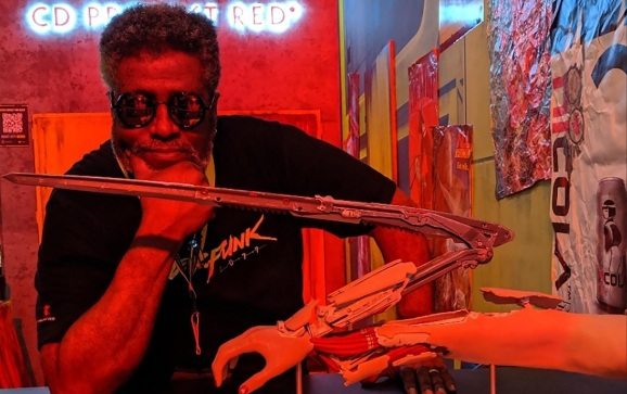 Mike Pondsmith is CEO of R. Talsorian Games and creator of Cyberpunk.