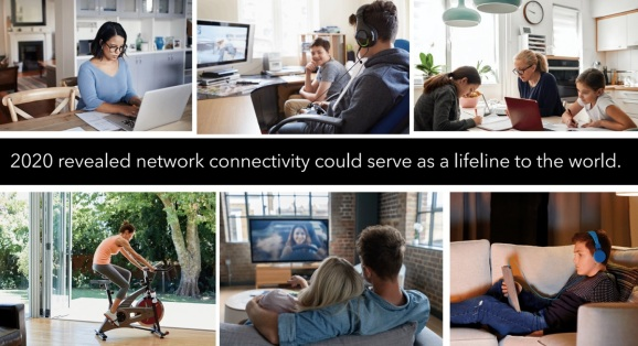 Netgear is ramping up both business and consumer networking products for the home.
