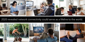 Netgear: Enterprise and consumer gear blends as we work from home