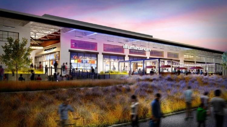 Panasonic will enable big-screen projections at Illuminarium.