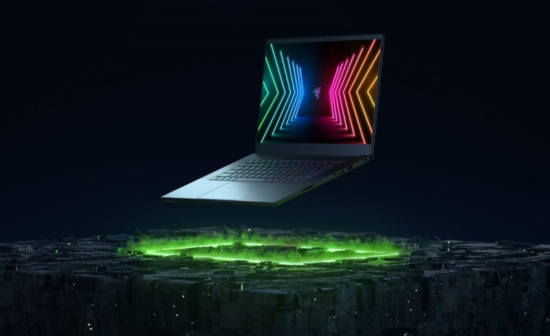Razer shows smart mask, futuristic gaming chair, and new RTX laptops 6