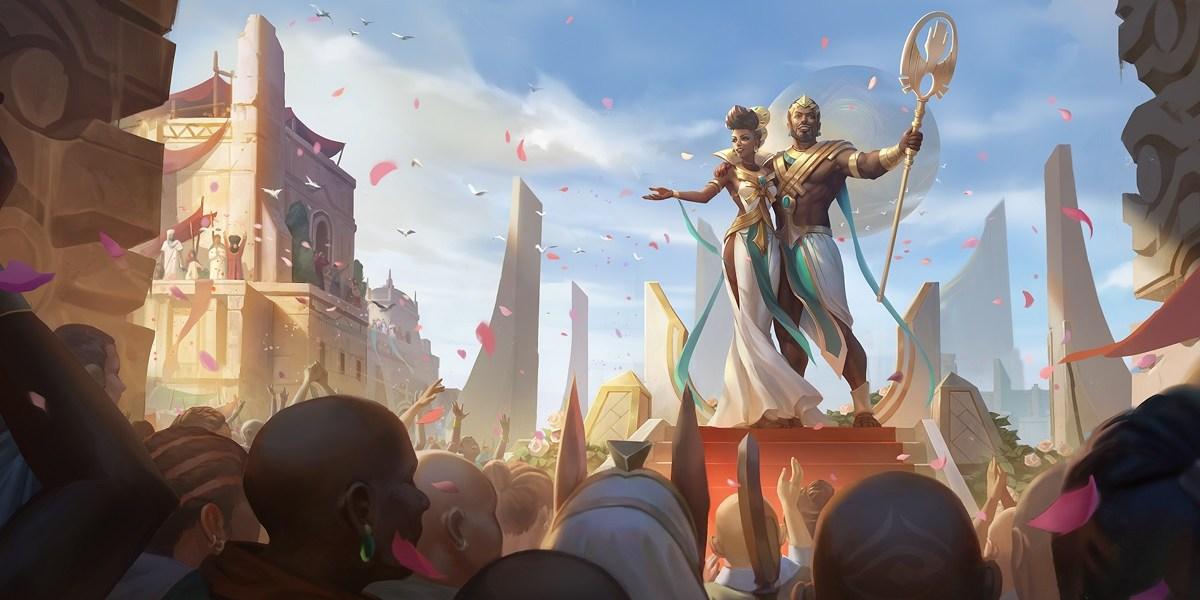 Riot Games' Legends of Runeterra.