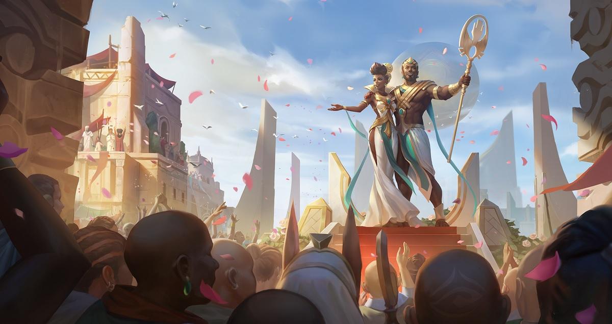 Riot Games unveils plans for League of Legends universe in 2021
