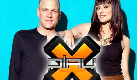 Adam Sessler and Morgan Webb were hosts of the original X-Play show.