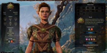 Baldur's Gate III adds druids, a natural choice for its next class