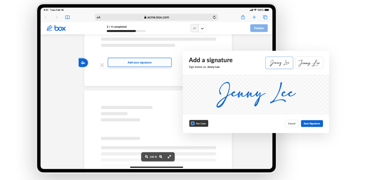 Box says it has acquired Dutch cloud-based e-signature startup SignRequest for $55M and plans to launch Box Sign in summer 2021 (Paul Sawers/VentureBeat)