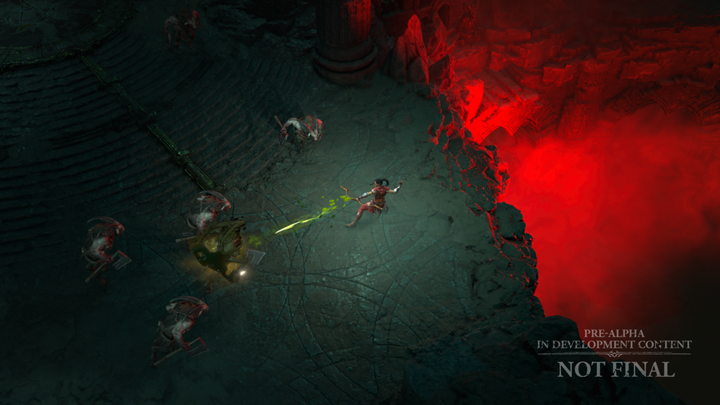 Rogues can use poison abilities.  Diablo IV interview: Making a modern rogue D4 Rogue Abilities Poison ForcefulArrow