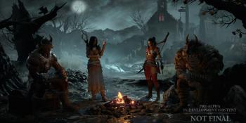 Diablo IV interview: Making a modern rogue