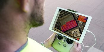 DroneDeploy raises $50 million to collect and analyze visual data with drones and robots