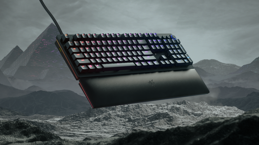 The Razer Huntsman V2 Analog is an expensive keyboard, but also a feature-packed one.