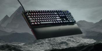Razer's Huntsman V2 Analog keyboard has it all (even analog switches)